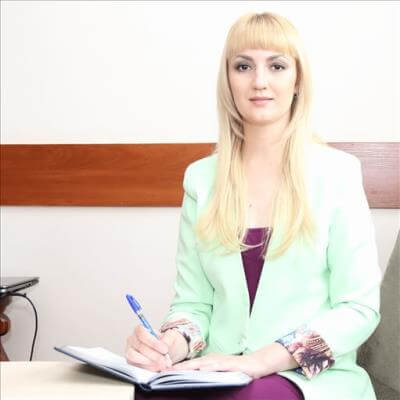 Юлия Абдулина Семейный психолог Алматы